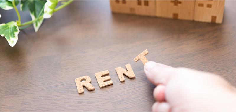管理物件の賃貸率95%